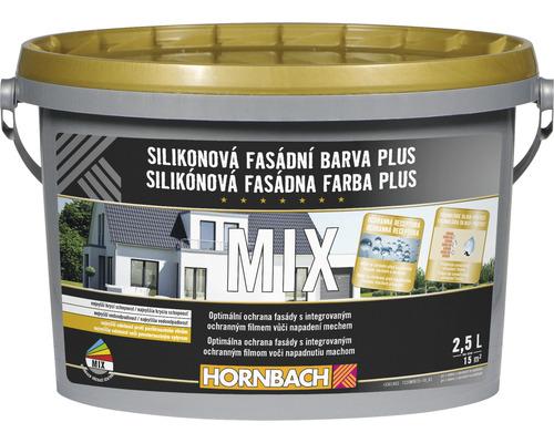 HO Mix Silik. fasádna farba Plus 2,5l A