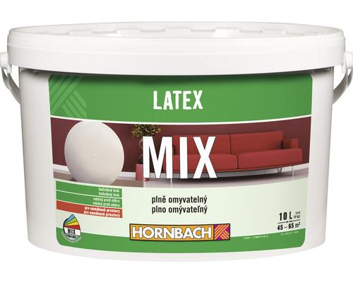 Latexová farba Hornbach MIX báza A, 10 l