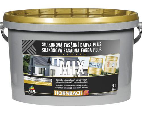 HO Mix Silik. fasádna farba Plus 5l C