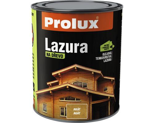 Lazúra na drevo Prolux 22 - Agát 0,75L