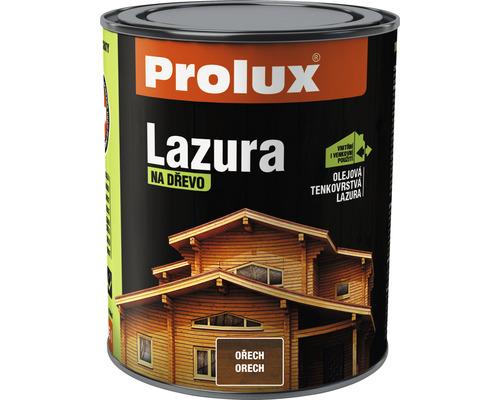 Lazúra na drevo Prolux 30 - Orech 0,75L