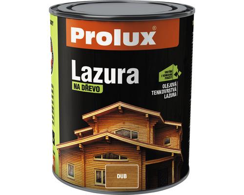 Lazúra na drevo Prolux 26 - Dub 0,75L