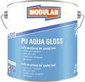 PU akrylátový lak vysoký lesk Modulan PU Aqua Gloss RAL9010 Biela 2,5 l