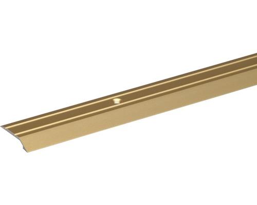 Ukončovací profil ALU zlatý elox 30x6,5x2 mm, 1 m