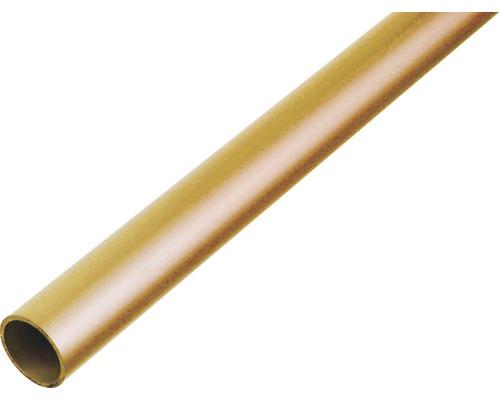 Kruhová trubka mosadz Ø 6 mm, 1 m