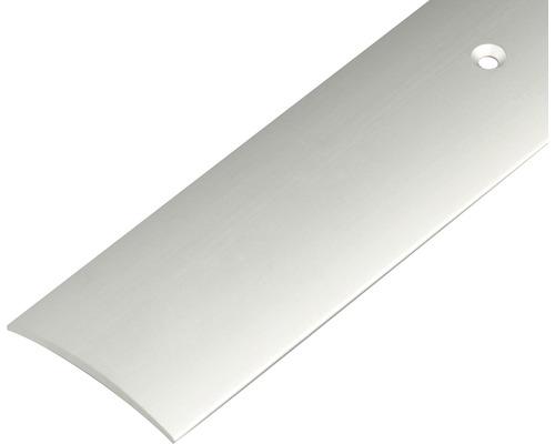 Prechodový profil ALU strieborný elox 40 mm, 2 m