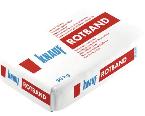 Sadrová omietka KNAUF Rotband univerzálna sivá 30 kg