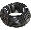 Silový kábel H03 VV-F 3G0,75 mm² 20 m čierna
