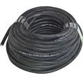 Gumový silový kábel H05 RR-F 3G1,5 mm², dĺžka 20 m, čierna