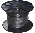Silový kábel H03 VV-F 3G0,75 mm² čierny, metrážový sortiment