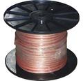 Reproduktorový kábel LS-FL 2x4,0 mm² priehľadný, metrážý sortiment
