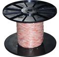 Kábel 2x0,6 mm² červenobiely, metrážový sortiment