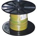 Žilový kábel H07 V-U 1G4 mm² zelenožltý, metrážový sortiment