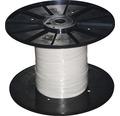 Izolované pramene 2x0,75 mm² biele, metrážový sortiment