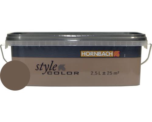Hornbach Interiérová farba StyleColor 2,5 l kenya SF558
