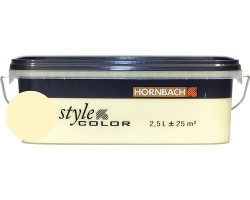 Hornbach Interiérová farba StyleColor 2,5 l vanilla SF506