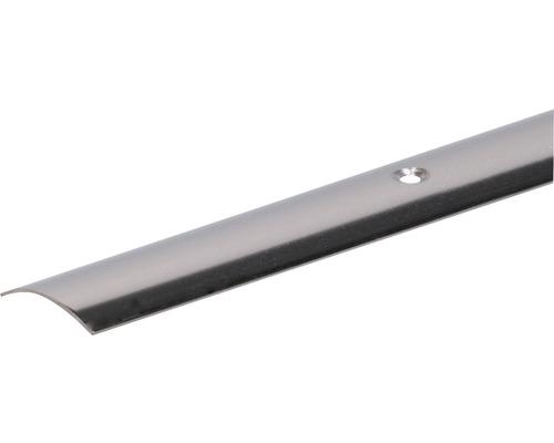 Prechodový profil, nerez 30 mm, 2 m
