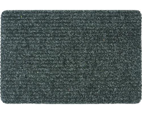 Rypsová rohožka antracitová 50x80 cm
