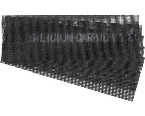 Brúsna mriežka K80 93x280mm, 5ks
