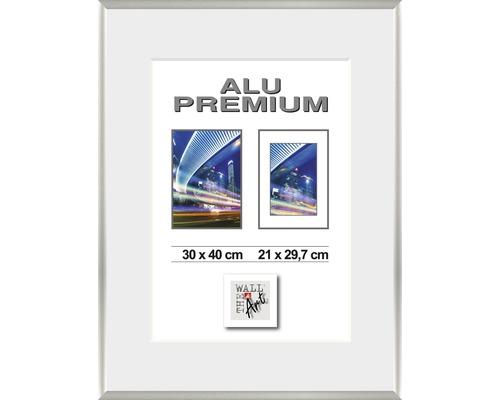 Hliníkový fotorámik WDR Duo strieborný 24x30 cm