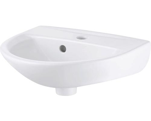 Umývadielko Cersanit PRESIDENT 45 cm biele