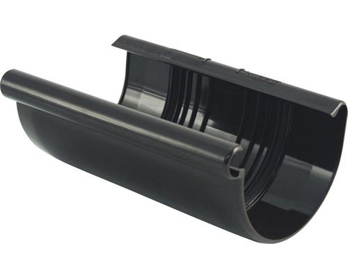 Spojovacia miska žľabu Marley plastová hnedá Ø 150 mm