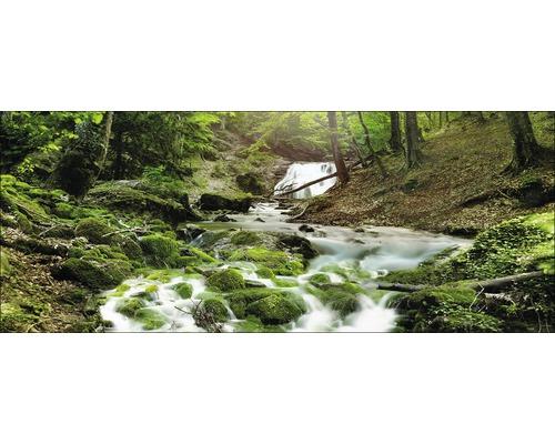 Sklenený obraz Mystic ways 50x125cm