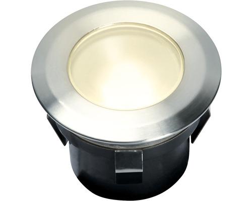 LED záhradného svietidlo Ø 70x42 mm