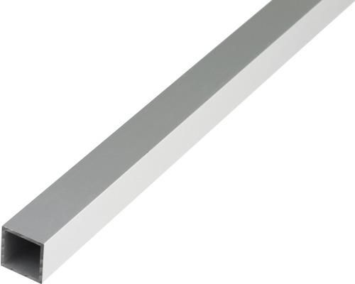 Štvorhranná trubka 30x30x2 mm, 1m, hliník