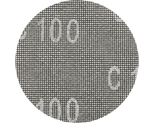 Brúsna mriežka KWB Ø 150mm zrnitosť 80