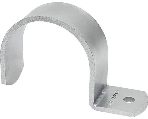 Upevňovací prvok BUILDIFY oceľový pre nábytok z rúrok Ø 33 mm