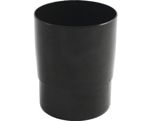 Prechodový kus k odkvapu Marley hnedý Ø 105 mm