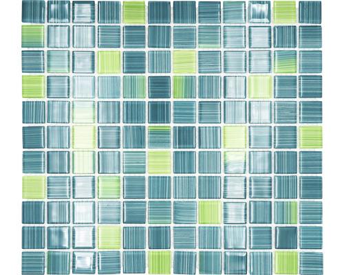 Sklenená mozaika Crystal CM 4250 30,5x32,5 cm