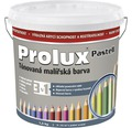 Oteruvzdorná farba na stenu Prolux Pastell sivá 1,5 kg