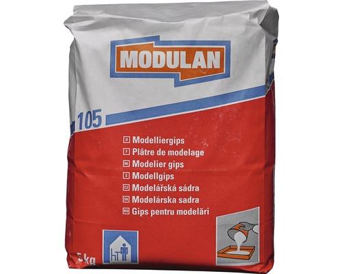 Modelárska sadra Modulan 105, 5 kg