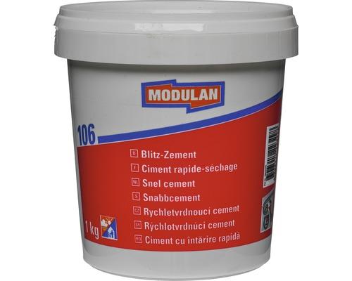 Rýchlotvrdnúci cement Modulan 106, 1 kg
