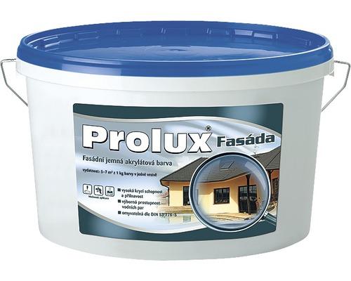 Fasádna farba Prolux biela 7,5 l