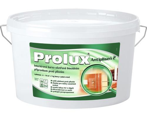 Prolux Antipleseň 2 biela farba na stenu 7,5 l