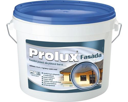 Fasádna farba Prolux biela 3,5 l