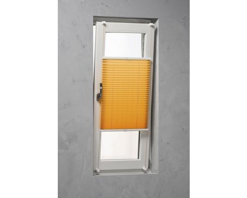 Plisédenné Soluna oranžová 100x130 cm