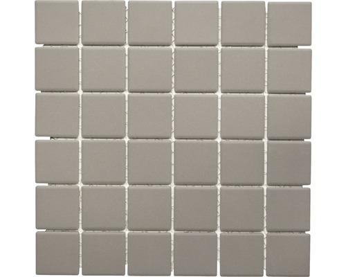 Keramická mozaika CU 233 sivá 29,1 x 29,1 cm