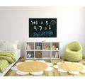 Samolepiaca fólia d-c-fix® tabuľová tmavo zelená 45x150 cm
