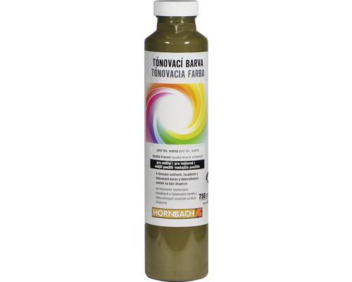 Tónovacia farba Hornbach umbra 750 ml