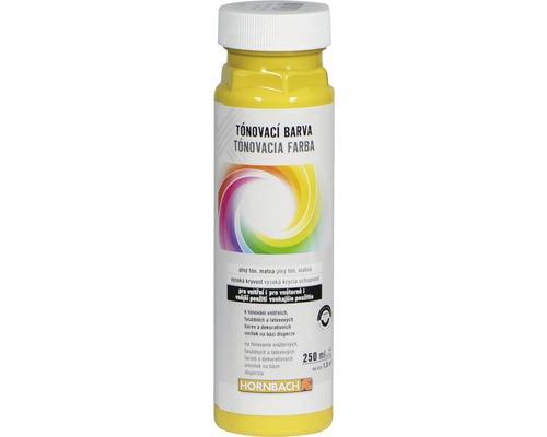 Tónovacia farba Hornbachcitrónová 250 ml