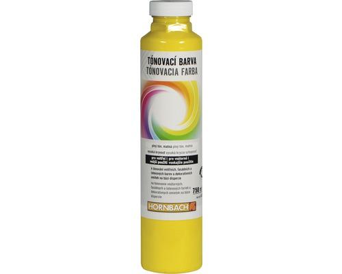 Tónovacia farba Hornbachžltá 750 ml