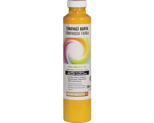 Tónovacia farba Hornbach okrová 750 ml