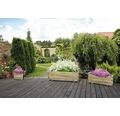 Drevený kvetináč Toscana 120x40x35 cm