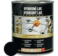 Hybridný lak Hornbach čierna, lesklý 750 ml