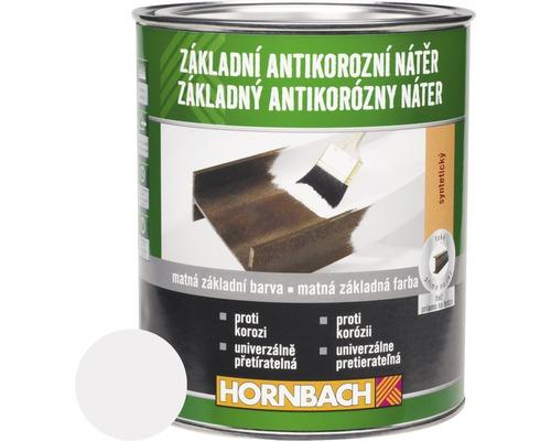 Základný antikorózny náter Hornbach, biela 750ml