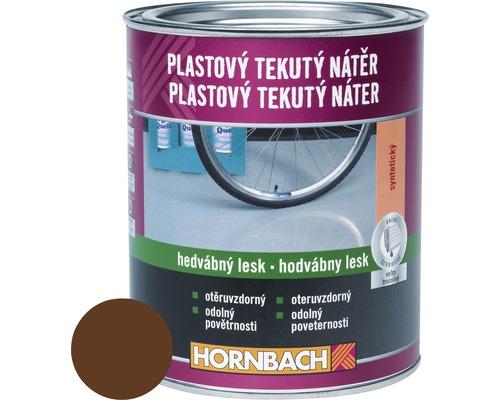Farba na betón Hornbach orieškovo hnedá, hodvábne matná 750 ml